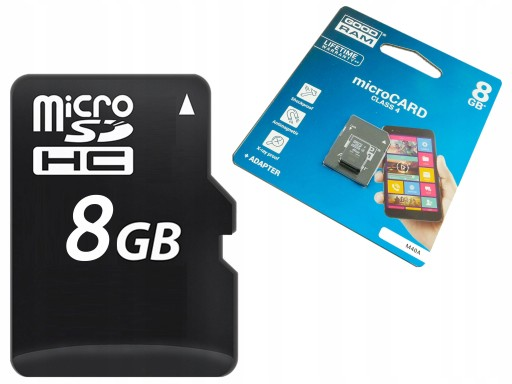 Karta Pamieci Micro Sd 8gb Do Pentagram Eon Prix 2 7624526079