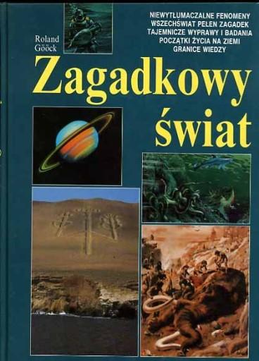 ZAGADKOWY ŚWIAT - Roland Goock