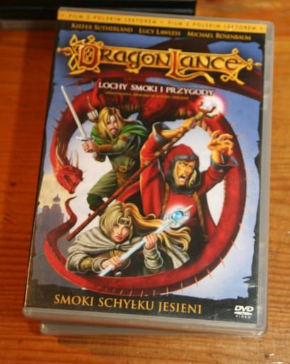 DRAGONLANCE:LOCHY SMOKII PRZYGODY       DVD