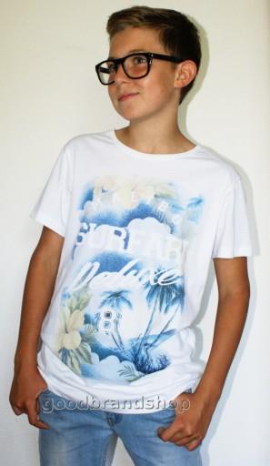 SMOG NEW YORKER koszulka MALIBU SURFARI S