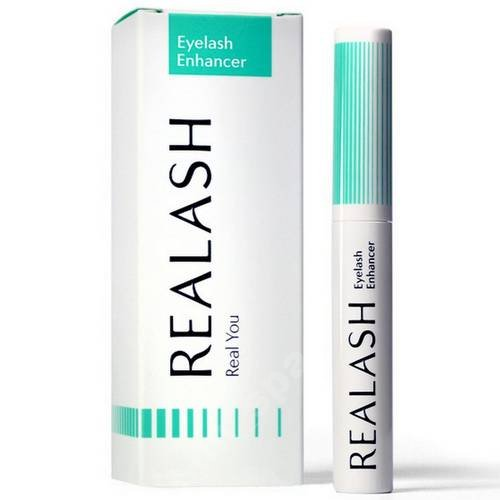 REALASH odżywka do rzęs + SERUM do OCZU