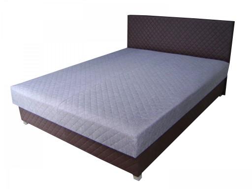 łóżko Z Materacem Pojemnikiem łóżka Na Wymiar Hit