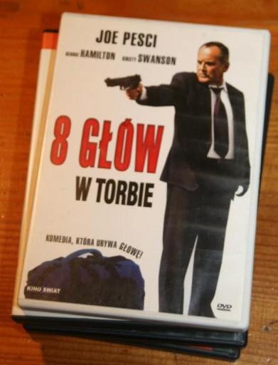 8 GŁÓW W TORBIE       DVD
