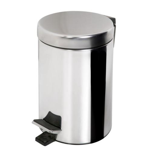 Młodzieńczy Duży kosz na śmieci śmietnik do biura łazienki 20L 5107617099 XF07