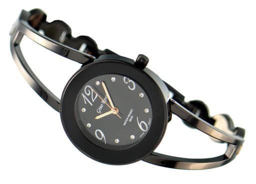 Zegarek damski Gino Rossi 1435B-1A1 BKMiedz