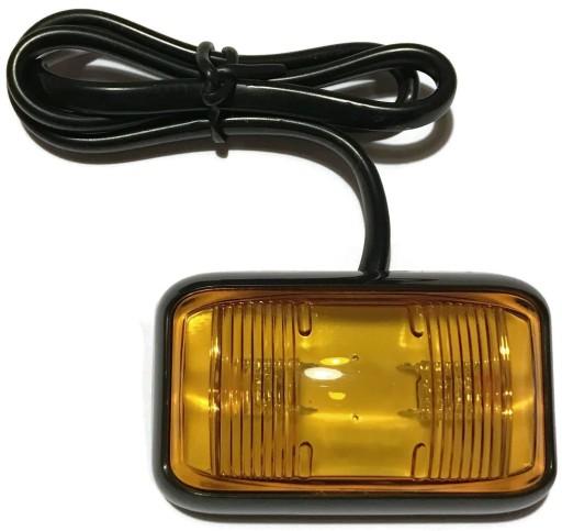 PAKRASCIO ZIBINTAS (LEMPUTE) GABARITINIS LED ORANZINE 12V 24V