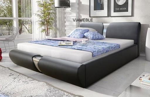 łóżko Tapicerowane Ze Stelażem160x200 Dowóz Gratis