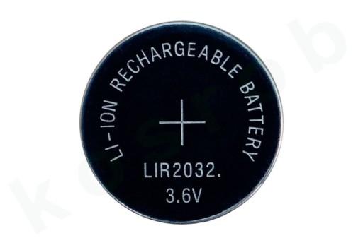 Akumulator LIR 2032 Li-ion guzikowy 3,6V SZYBKO!!