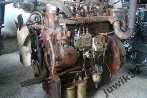 Silnik Zetor Ursus C 360 5511 6711 6718 5911 Gniezno Allegro Pl