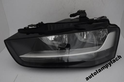 AUDI A4 2012- фара левые б/у