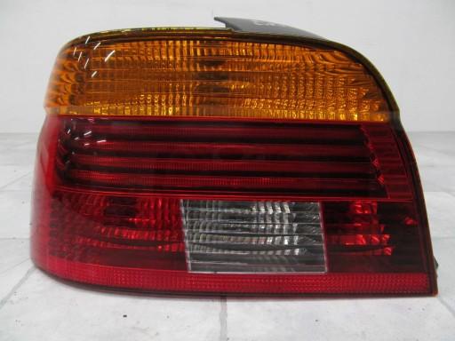 BMW 5 E39 SEDAN Фонарь сзади левый LED 00-03