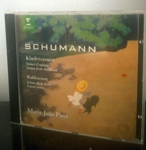 Schumann Kinderszenen Waldszenen M-J. Pires