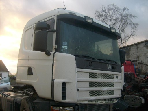 SCANIA 4 114 124 CR19 SIDE CONTOUR DOORS RIGHT