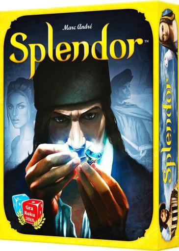 Gra Planszowa Splendor 99 95 Zl 6130148323 Allegro Pl