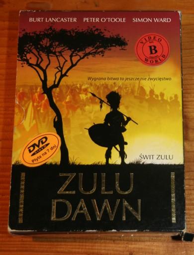 ŚWIT ZULU    DVD