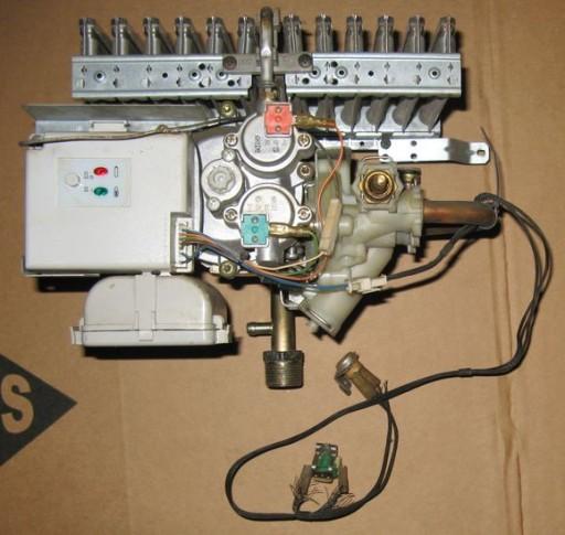 Ogromnie Neckar N19E części sterownik moduł komputer zespół 7474047274 HB97