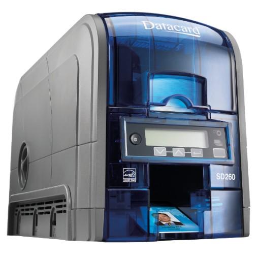 Drukarka KART plastikowych DATACARD SD260 Podajnik