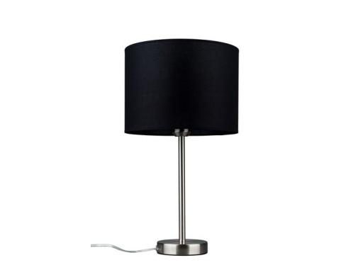Lampa Stolowa Na Biurko Nocna Do Salonu E27 Czarna 7608534390