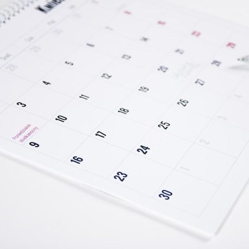 Fotokalendarz настенный А3 вертикаль с Вашей фотографией