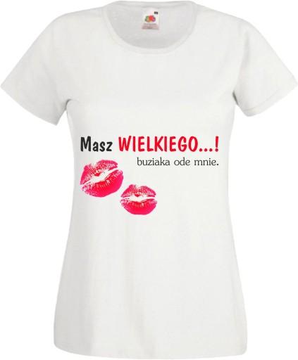 Koszulka Z Okazji Dnia Chłopaka, Łapcie Buziaka Ceny i