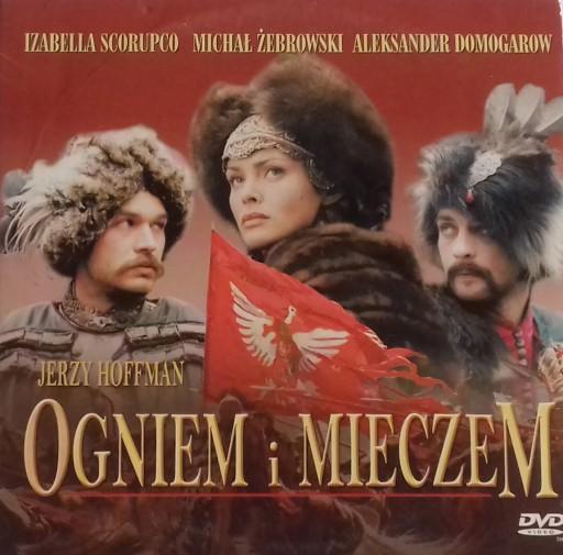 Ogniem I Mieczem Jerzy Hoffman Dvd 7060639805 Allegro Pl
