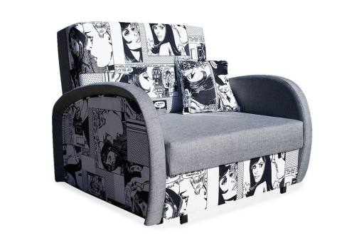 Sofa Amerykanka Rozkładana Sofka Jedynka Zuzia