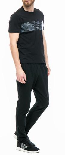 EA7 Emporio Armani koszulka T-Shirt roz: XL 10743302170 Odzież Męska T-shirty EQ KWSQEQ-2