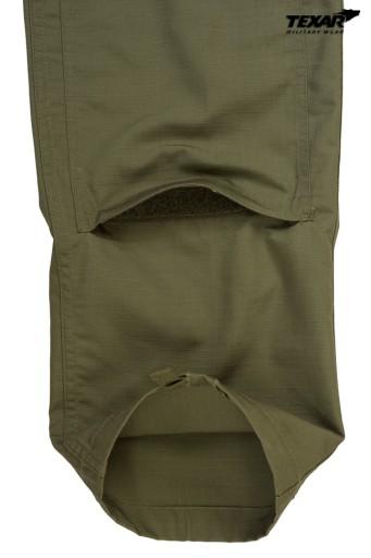 Texar Wojskowe SPODNIE WZ10 RipStop OLIV L long 8702930298 Odzież Męska Spodnie GH PIKKGH-5