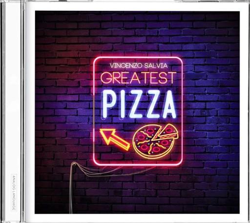 Vincenzo Salvia - Greatest Pizza 2019 ALBUM CD
