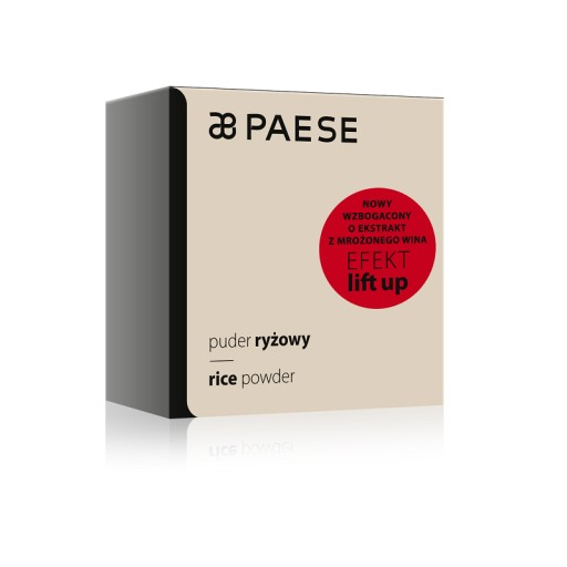 Paese Puder Ryżowy 15g