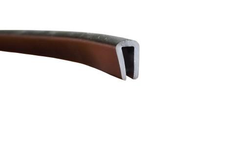 USZCZELKA GUMOWA NA RANT KRAWĘDZIOWA TYPU: U 4-5mm