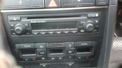 Audi A4 Radio Photo Audi And Collections Gatlimitedcom