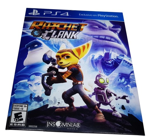 Ratchet Amp Clank Ps4 Nowy Playstation 4 Stan Nowy 7184986534 Allegro Pl