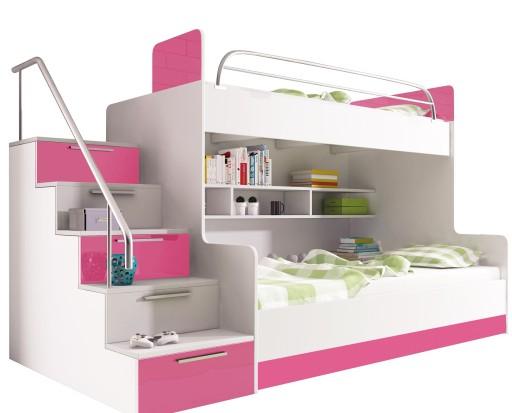 łóżko Piętrowe Raj 2 Beta Dostawa Gratis