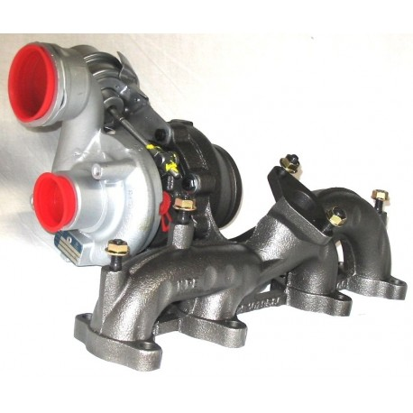 Turbosprężarka BLS/BKC/BXE/BJB TUNING DO 150 KM