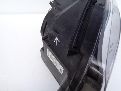 BMW 1 E81 E82 фара левая обычная 7249649