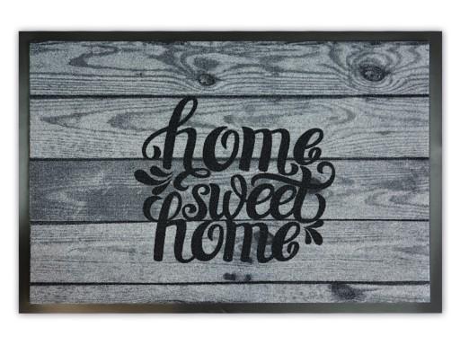 WYCIERACZKA PODGUMOWANA SWEET HOME WOOD 60x80 #W06