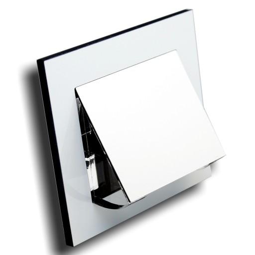 Lampka Schodowa Oświetlenie Schodowe Led Biała Q6