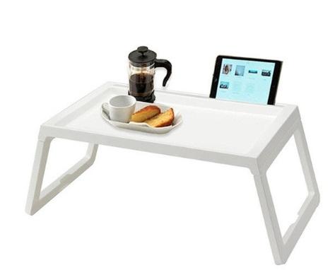 Stolik śniadaniowy Pod Laptopa Do łóżka Składany