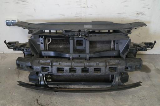 VW PASSAT B6 PAS PRZEDNI WZMOCNIENIE 1.9TDI