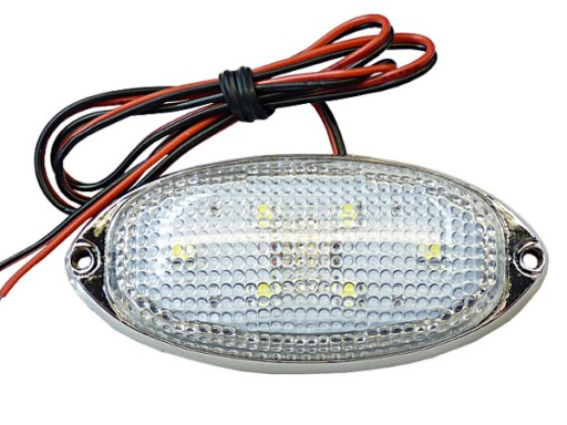 THE LAMP LED 6 SMD Tuning SCOOTER ENGINE NEON 12v 24v