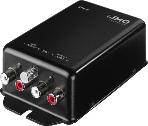 przedwzmacniacz gramofonowy SPR-6 IMG Stage Line