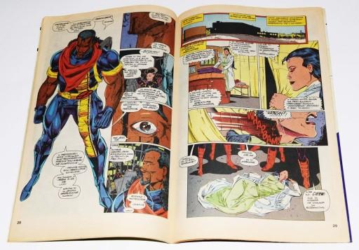X-MEN 5/96 (39) Plon niewinnych ; ..dla dzieci!