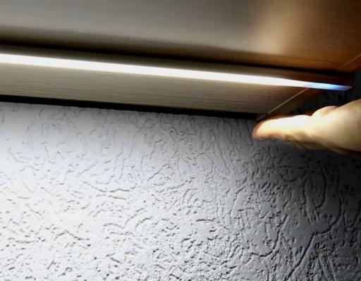 Oswietlenie Led Podszafkowe Do Kuchni Na Dotyk 2m 7795138819 Allegro Pl