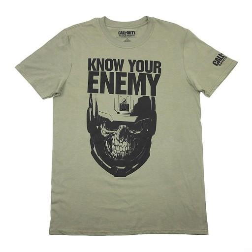 T-shirt koszulka CALL OF DUTY [rozm. L] OKAZJA!