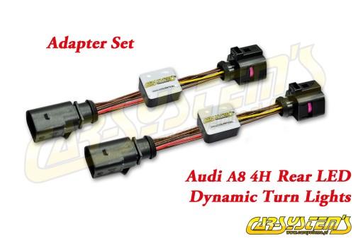 AUDI A8 4H - Dynamiczne kierunkowskazy pnp