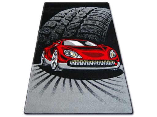 Dywany łuszczów Happy 140x190 Samochód Gr1132