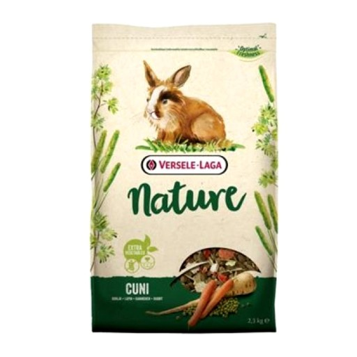 VL Cuni Nature NEW karma dla królików 700g / A26