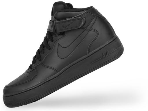 Nike. Nike Air force 1 MID, rozmiar 35,5   Sport   Obuwie