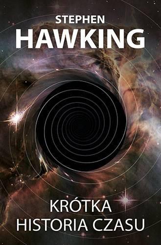 KRÓTKA HISTORIA CZASU Stephen Hawking BR